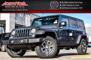 2017 Jeep WRANGLER UNLIMITED New Car Rubicon |Connect,LED,ColdWt