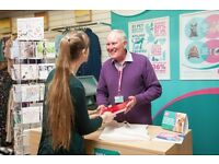 Volunteer Retail Assistants - PDSA Charity Shop, Musselburgh