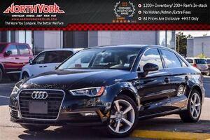 2016 Audi A3 1.8T Komfort|CleanCarProof/1-Owner|Sunroof|Bluetoo