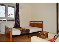 SPACIOUS 2 DOUBLE BEDROOM FLAT IN WHITECHAPEL, ZONE 2, DARLING ROW