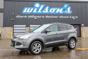 2013 Ford Escape $68WK, 4.74% ZERO DOWN! SEL NEW TIRES+BRAKES! L