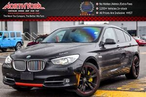 2010 BMW 5 Series 550i Pano_Sunroof|Nav|Leather|HeadsUp|HTD Seat