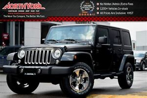 2017 Jeep WRANGLER UNLIMITED New Car Sahara 4x4|LED,Connect. Pkg