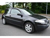 FOR SALE 2004 RENAULT MEGANE 1.5 DCI DIESEL £30 A YEAR ROAD TAX/FULL MOT