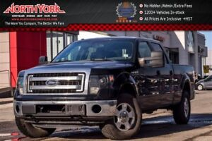2013 Ford F-150 XLT 4x4|Super Crew|Sat|Keyless_Go|Tow Hitch|Bedl