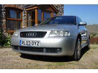 2003 Audi A3 S3 8L 1.8T 20v Quattro