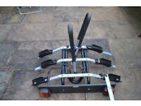 Thule bike rack - Towbar mounted - 3 bikes