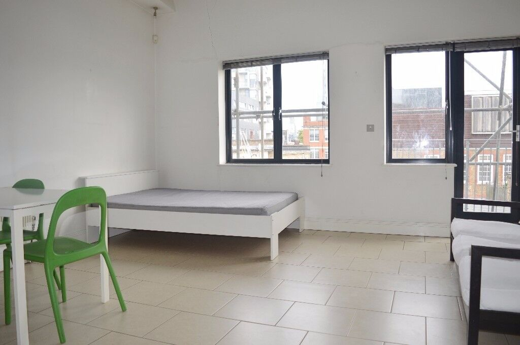 *SHORT LET 3 MONTHS* WORK / STUDIO SPACE IN SE1 AVAILABLE NOW! £400PW INC BILLS