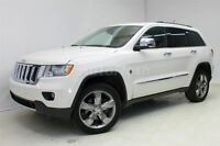 2012 Jeep Grand Cherokee Overland 5.7L HEMI * Showroom! *
