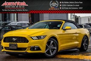 2016 Ford Mustang V6 Convertible|RearCam&Sensors|Bluetooth|Keyle