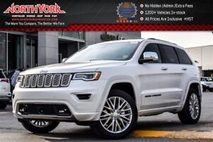 2018 Jeep Grand Cherokee New Car Overland 4x4|JeepActiveSafetyPk