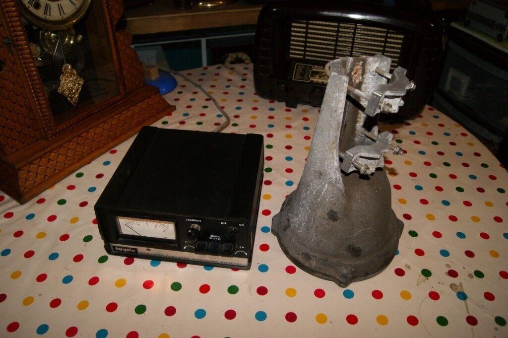 Yaesu G1000-DXC Rotator for Ham Radio Antenna