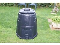 Large Capacity Composter Clean and Ready to Use