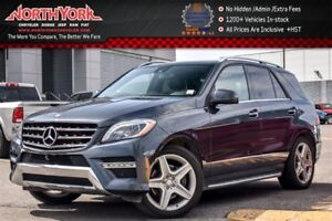 2015 Mercedes-Benz M-Class ML350 BlueTECe|4Matic|BlindSpot|Pano_
