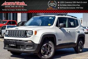 2016 Jeep Renegade NEW Car Sport 4x4|Backup Cam|Bluetooth|Sat Ra