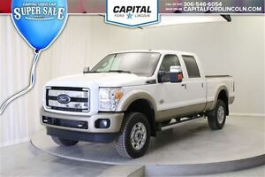 2013 Ford F-350 SuperCrew   **New Arrival**