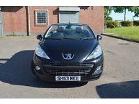 Peugeot 207 CC 1.6 VTi Sport 2dr Bargain £3900 ono