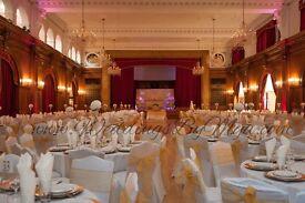 Indian Wedding Decorators £4pp Asian Wedding Catering £12 Nikah Throne Stage Chunni Wedding £299