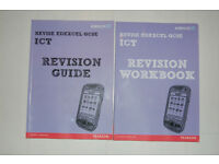 Revise Edexcel GCSE ICT Revision Guide and Workbook