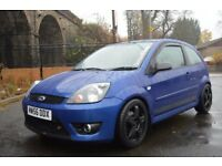 FOR SALE FORD FIESTA ST 2006 TOYO PROXES TYRES MILTEK MOT TILL MARCH 2018 NO ADVISORY'S £1695