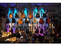 Full time sales assistant for an independent music intrument retail store with music academy