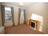Two bedroom, two bathroom apartment with sunny southerly facing reception overlooking gardens.