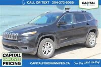 2015 Jeep Cherokee North *4x4-Touch Screen-Uconnect*