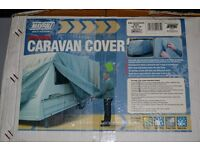 Maypole Caravan Cover- Grey - 12''- 14''- Never been used .Still in the box.