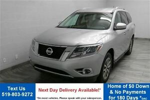 2014 Nissan Pathfinder SL 4WD w/ LEATHER! ALLOYS! REVERSE CAMERA