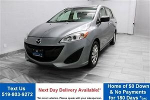 2015 Mazda MAZDA5 GS w/ ALLOYS! POWER PACKAGE! CRUISE CONTROL! A