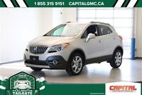 2014 Buick Encore Leather AWD *Turbocharged-Sunroof-Blind Zone A