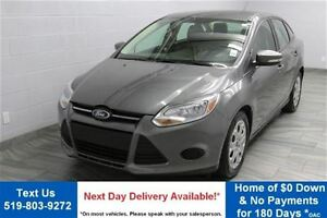 2013 Ford Focus SE SEDAN! 5-SPEED w/ POWER PACKAGE! CRUISE CONTR