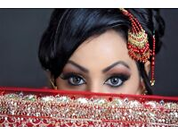 **£55 Qualified Asian party hair and makeup artist also bridals,party, etc.