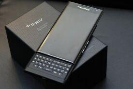 Blackberry Priv Unlocked Black