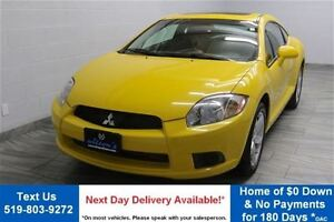 2009 Mitsubishi Eclipse GS COUPE w/ SUNROOF! HEATED SEATS! ALLOY