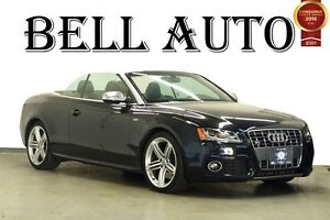 2011 Audi S5 3.0 PREMIUM PKG NAVIGATI ON BACKUP CAMERA LEATHER
