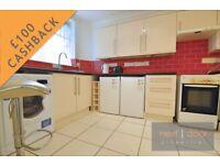 £100 CASHBACK OFFER - Lovely 3-4 bedroom split level apartment in Oval - SW9.