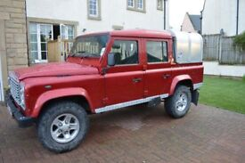 Land Rover Defender 110 Double Cab For Sale