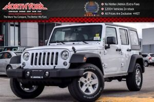 2017 Jeep WRANGLER UNLIMITED New Car Sport|4x4|Connect,Lighting,