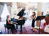 Experienced Piano & Violin Teacher at-home lessons Wimbledon Kingston Twickenham Croydon surrounding