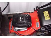 mountfield self propelled rotary mower