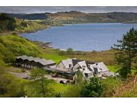 Hotel Supervisor for family owned Hotel on West Coast of Scotland