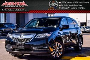 2016 Acura MDX 7-Seater|AWD|Nav|Sunroof|Leather|Adaptive Cruise|