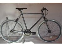 Brand new single speed fixed gear fixie bike/ road bike/ bicycles + 1year warranty & free service l1