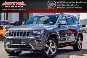 2014 Jeep Grand Cherokee Overland 4x4|CleanCarProof|AdvTech&Tow