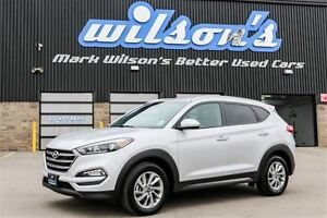 2016 Hyundai Tucson AWD! FRONT+REAR HEATED SEATS! REAR CAMERA! $