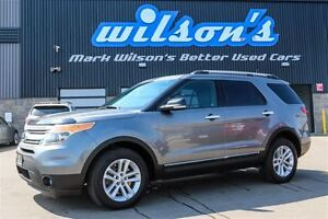 2014 Ford Explorer XLT 4WD! $111/WK, 4.74% ZERO DOWN! LEATHER! N