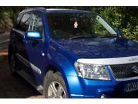 Suzuki grand Vitara 2.0 4wd auto