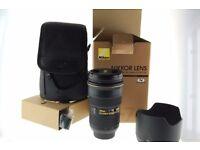 Nikon Nikkor AF-S 24-70 2.8G