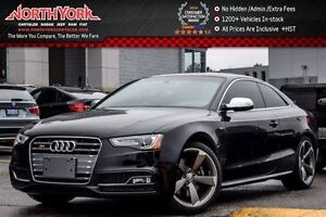 2016 Audi S5 Technik+ |Quattro|Manual|CleanCarProof|Sunroof|Spo